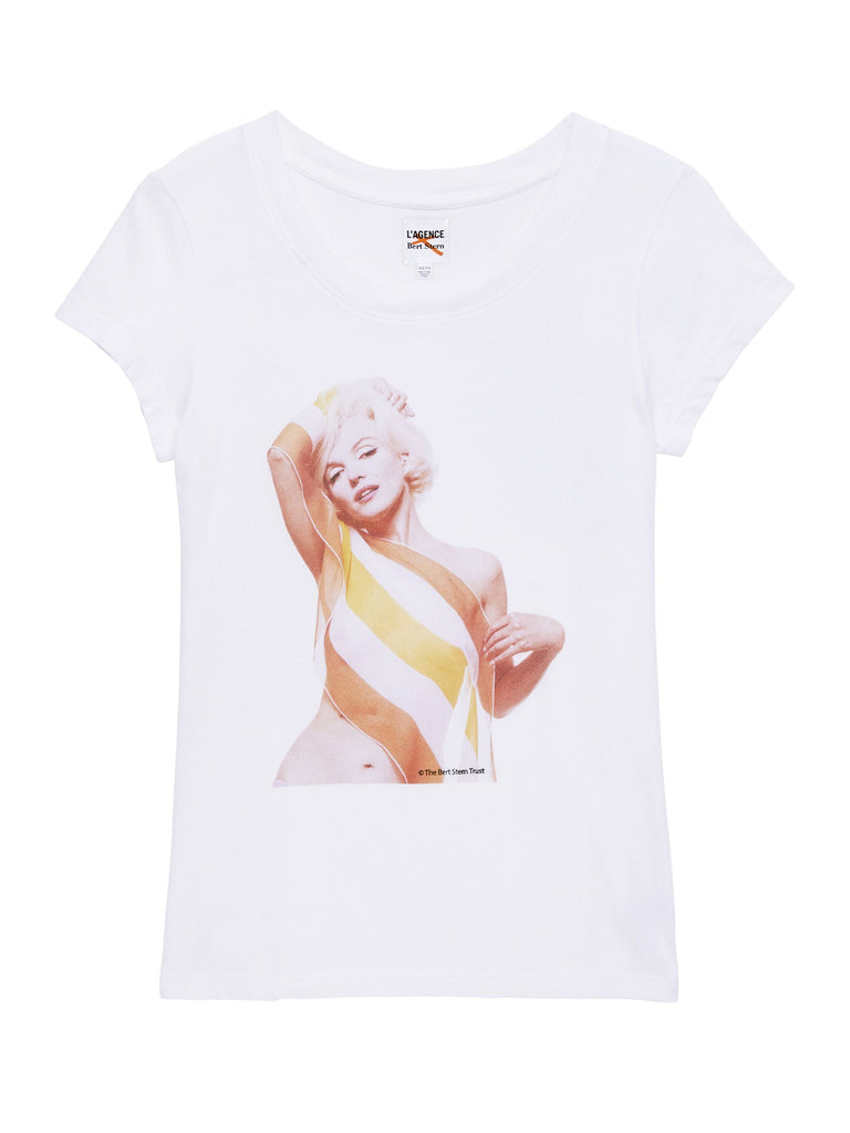 L'Agence - L'Agence x Bert Stern Cory Scoop Neck - Buy Online