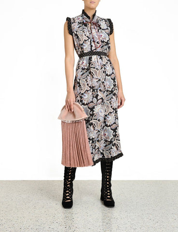 Zimmermann Ladybeetle Flutter Dress
