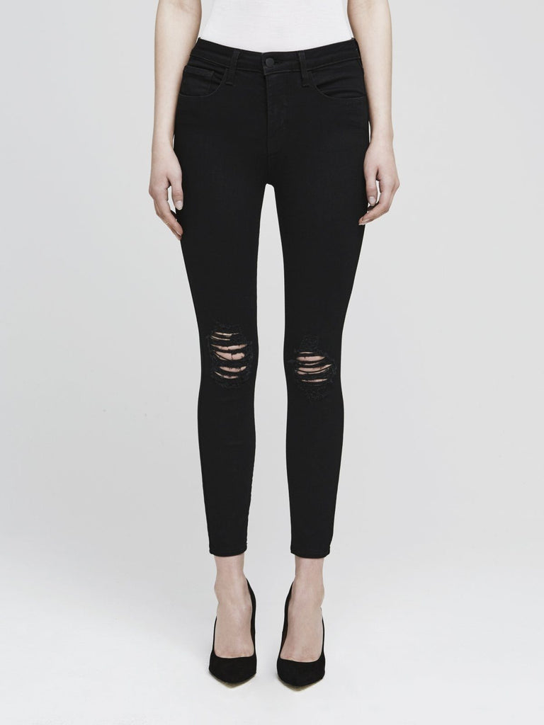 L'Agence - L'Agence Margot High Waisted Denim - Buy Online