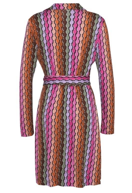 Diane Von Furstenberg Jeanne Two Silk-Jersey Wrap Dress