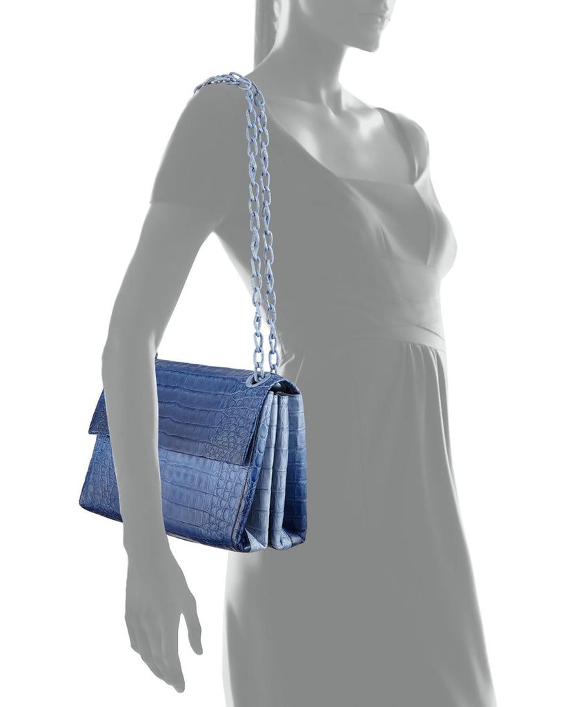 Nancy Gonzalez - Nancy Gonzalez Crocodile Handbag - Buy Online