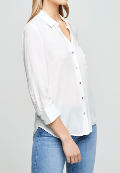 L'Agence - L'Agence Ryan Blouse - Buy Online