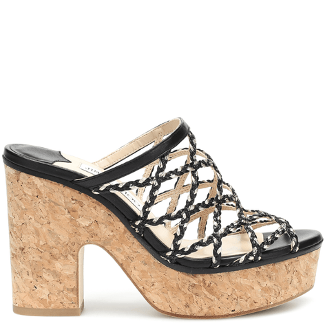Jimmy Choo - Jimmy Choo Dalina Sandals - Buy Online
