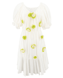 Clube Bossa Ressina Embroidered Dress