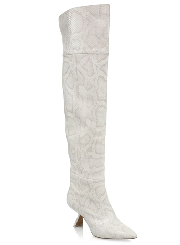 Nicholas Kirkwood Lexi Over-The-Knee Boots