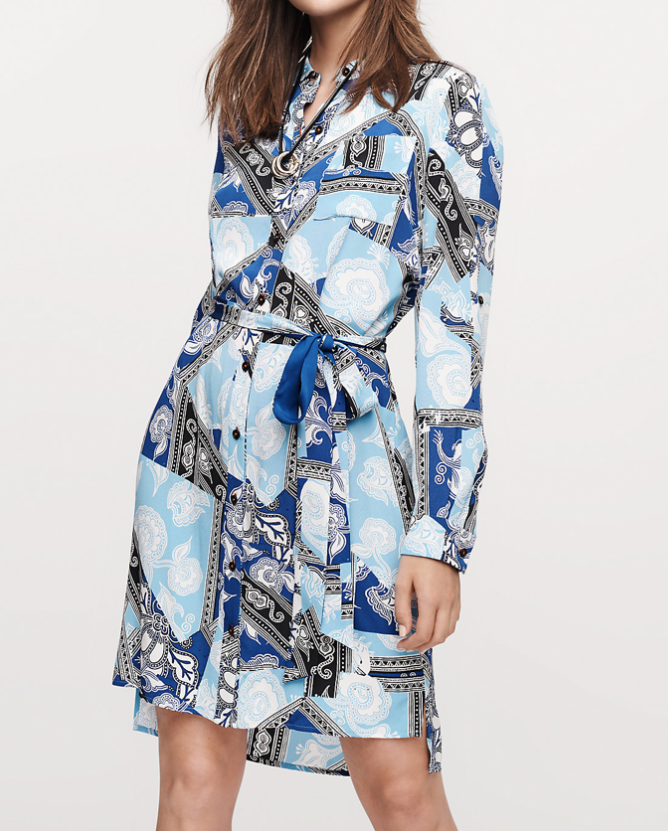 Diane Von Furstenberg Prita Dress