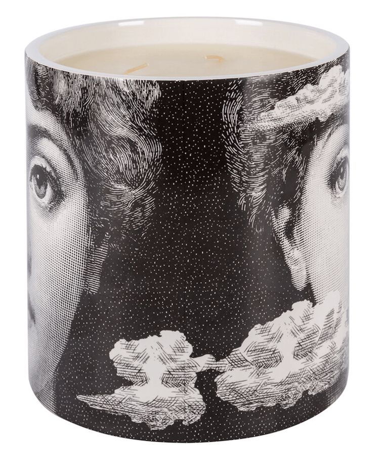 Fornasetti Metafisica Large Candle