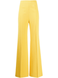 Boutique Moschino High-Waisted Palazzo Trousers