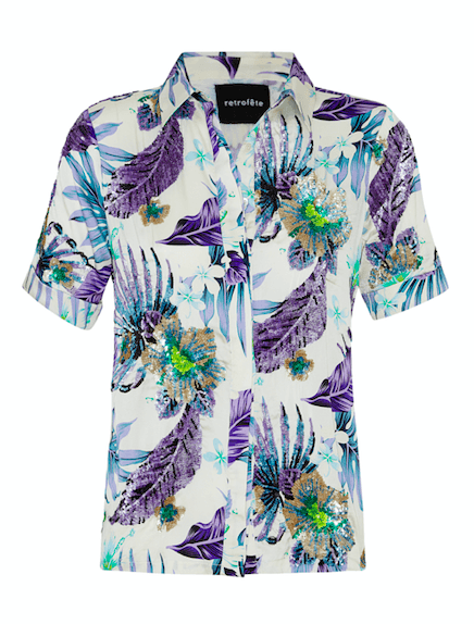 Retrofete - Retrofete Gerda Shirt - Buy Online