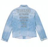 L'Agence Island City Embellished Jacket