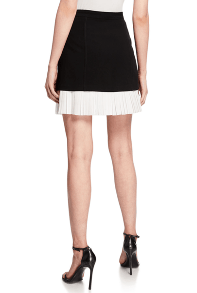 Cinq A Sept - Cinq A Sept Catriona Pleated Hem Skirt - Buy Online