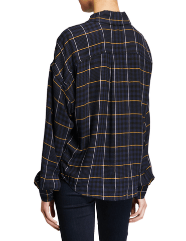 Derek Lam 10 Crosby - Derek Lam 10 Crosby Long Sleeve Button Down Shirt - Buy Online