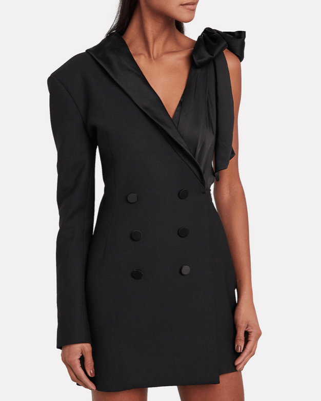 Jonathan Simkhai - Jonathan Simkhai Luxe Wool Suit Dress - Buy Online