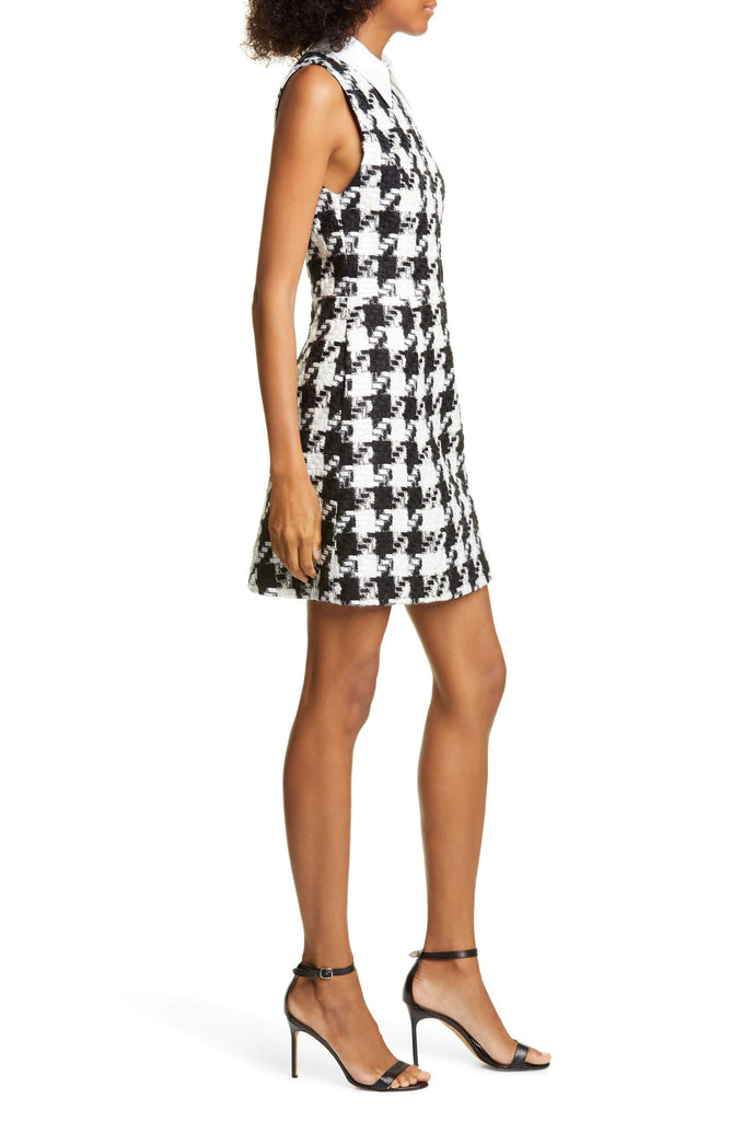 Alice + Olivia Ellis Zip Front Dress