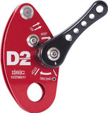 RP860A1-D2 Descender- Stainless Steel