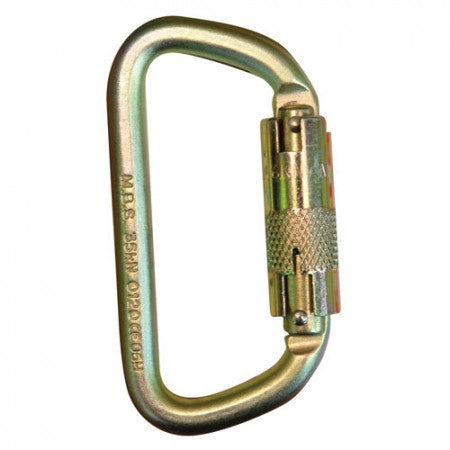 Elk River Steel Carabiner with 1/2 Inch Gate