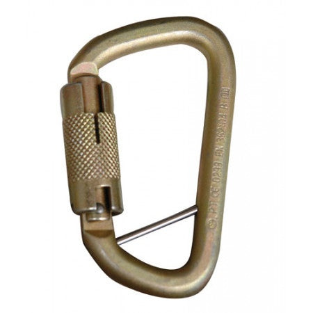 Elk River Steel Carabiner with 3/4 Inch Gate