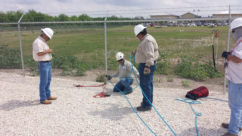 Tower One Competent Rigger Certification Course