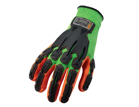 920 Dorsal Impact-Reducing Nitrile-Dipped Dorsal Impact-Reducing Gloves