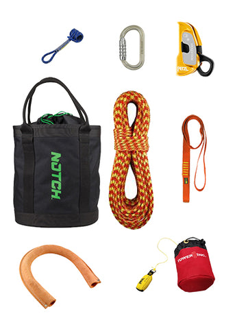 Tower One Basic Roof Rope Kit
