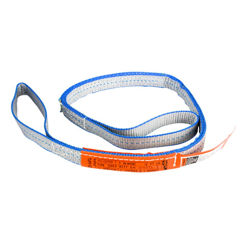 Lift-All Tuff-Edge II Polyester Flat Eye Web Slings