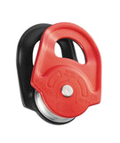 RESCUE pulley, high strength with swinging side plates, NFPA, 95% efficiency