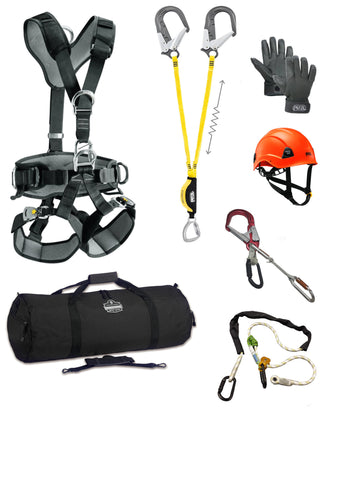 Petzl Basic Tower Climber Kit