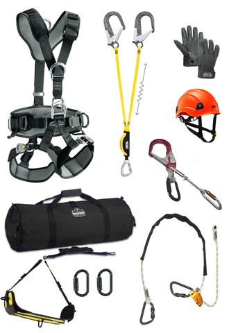 Petzl Elite Tower Climber Kit