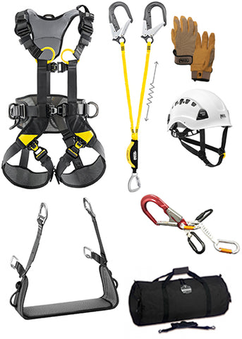 Petzl Volt Basic Tower Climbing Kit