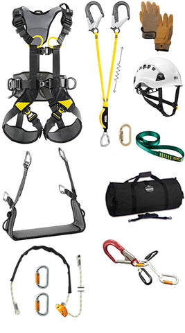 Petzl Volt Elite Tower Climbing Kit