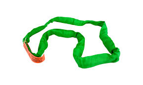 Lift-All Green Endless Tuflex Poly Roundsling