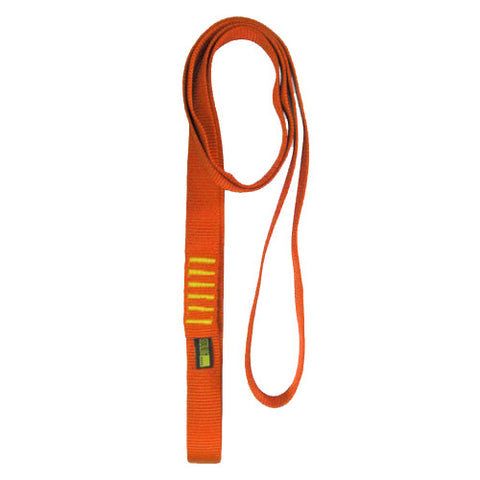 "1"" Tubular Nylon Sling 24"" Orange"