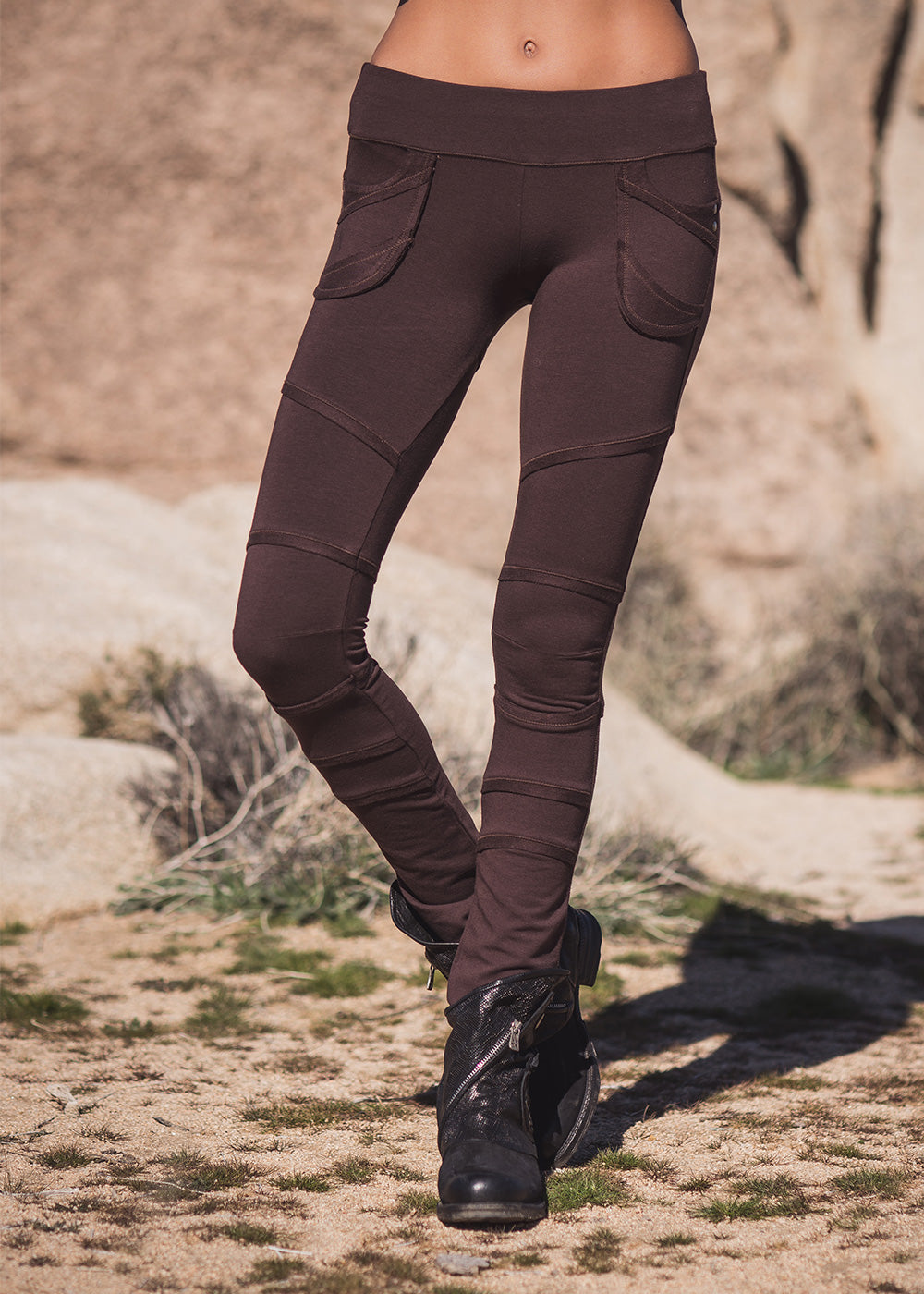 Method Pant- Black (Bamboo & Organic Cotton)