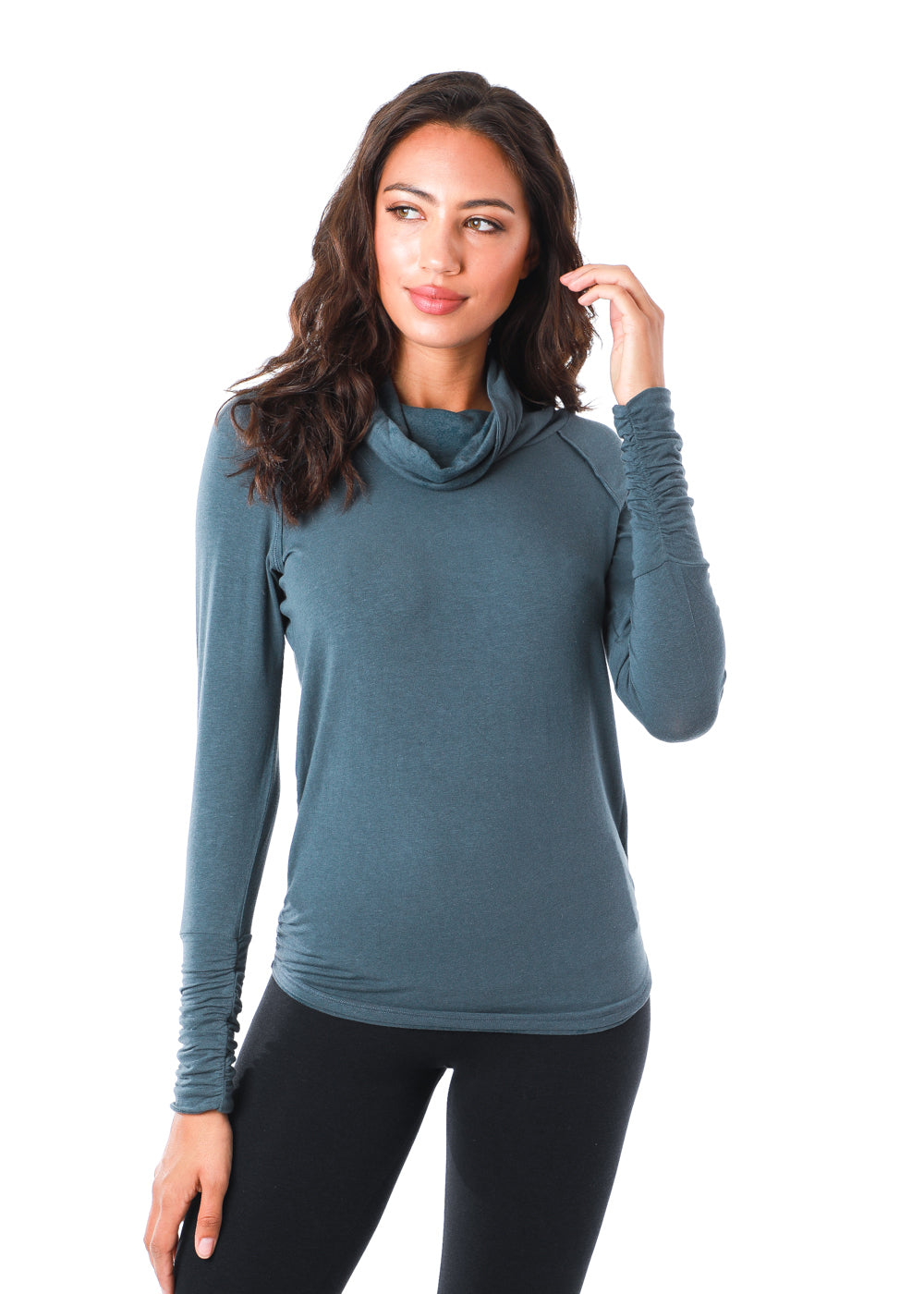 Poetry Long Sleeve Fall shirt- Various Colors