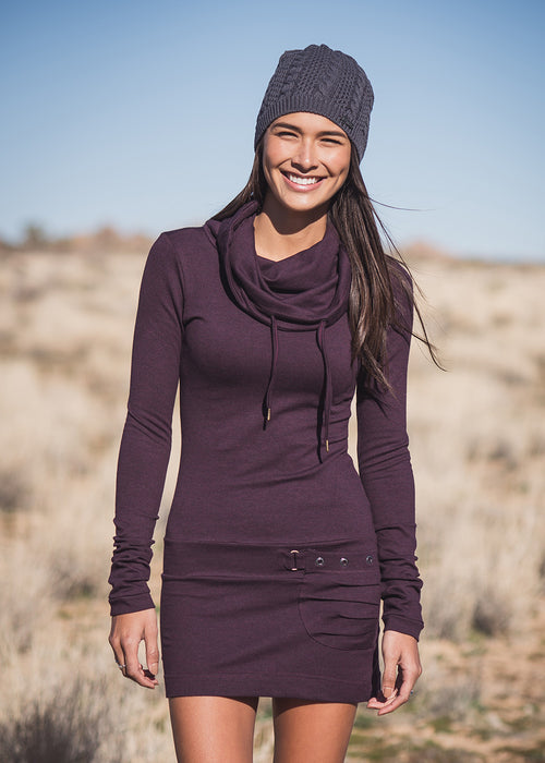 Shrine Tunic/ Dress- Various colors (Hemp & Organic cotton)