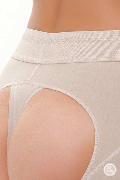 Double-O® Powernet Lowrise Panty STRONG - PaddedPanties.com  - 5