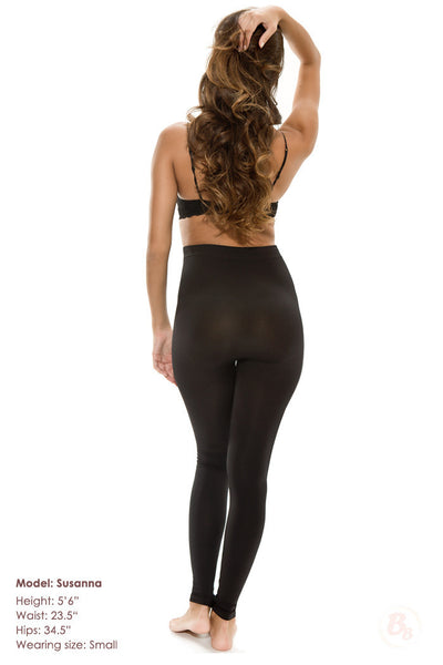 High-End Highwaist Shaping Legging - PaddedPanties.com  - 3