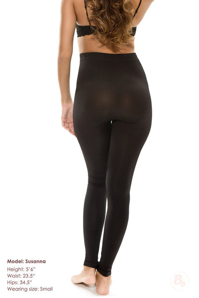 High-End Highwaist Shaping Legging - PaddedPanties.com  - 4