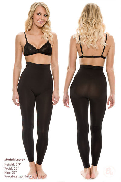 High-End Highwaist Shaping Legging - PaddedPanties.com  - 7