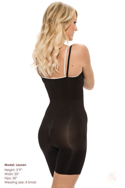 Rear Rescue Booty-Lift Seamless Bodysuit - PaddedPanties.com  - 3