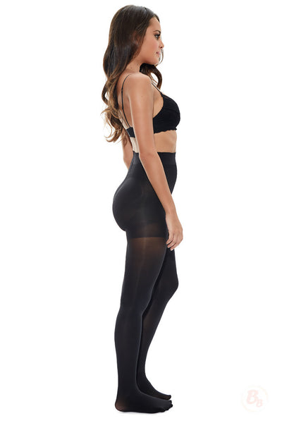 Bella Bottom Shaping Tights - PaddedPanties.com  - 1