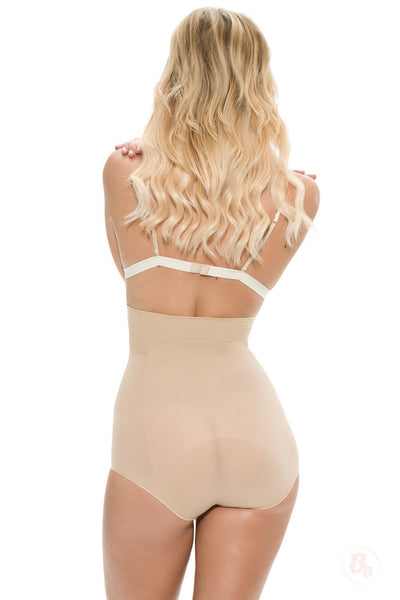 Stretch & Perfect™ Light Control Bodysuit - PaddedPanties.com  - 1