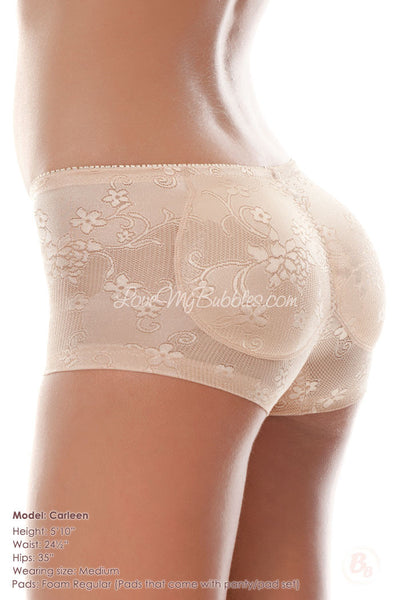 Fancy Fanny Padded Panty - PaddedPanties.com  - 2