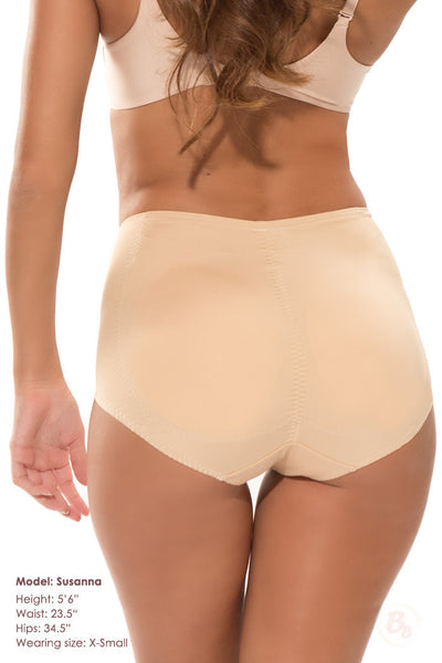 The Can-Can Extreme-Comfort Padded Panty - PaddedPanties.com  - 8