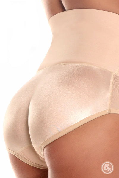 Caboost!® Padded Panty with Waist Cincher - PaddedPanties.com  - 3