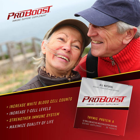 "ProBoost® Thymic Protein A #30 Packets (FREE SHIPPING: USE CODE ""FREENZY"" AT CHECKOUT*)"