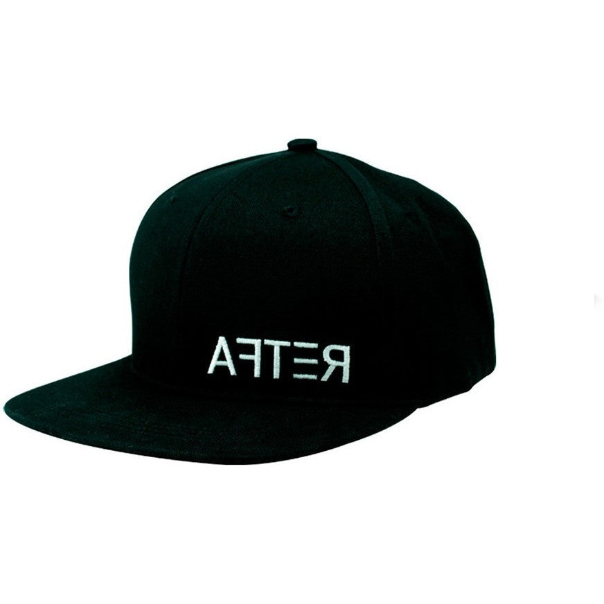 Black Snapback Cap & Matte Bright Green