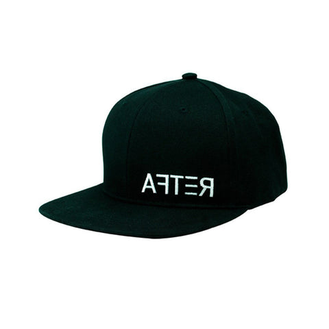 Original Black Snapback Cap
