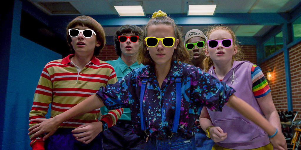 Stranger Things Characters Favorite Sunglasses