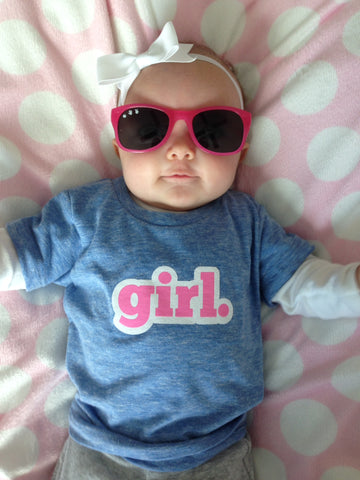 d1caf52fee8 ... is starting to love her roshambo baby shades and shirts (like she has a  choice). here are a couple pictures of our baby with sunglasses